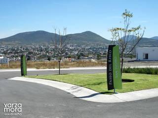 Señalética San Isidro de Xarzamora Diseño