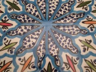 Tunesisch aardewerk van El Kantra Mediterraan