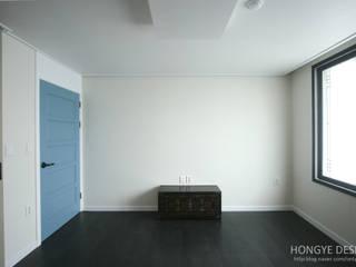 Bedroom by 홍예디자인, Asian