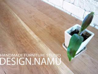 Cherry table: Design-namu의 스칸디나비아 사람 ,북유럽