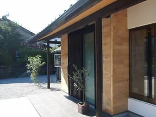 Nショールーム: ai建築アトリエが手掛けたです。,