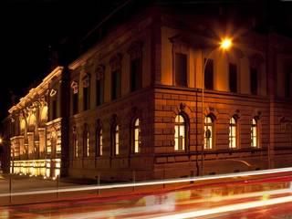 Kulturzentrum Alte Post:  Veranstaltungsorte von Atelier Professor Schricker