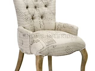 LeHome Interiors Living roomStools & chairs Wood