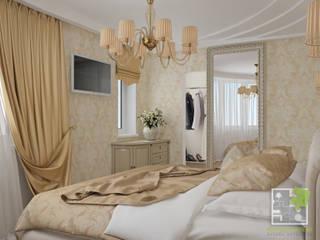 Спальни в . Автор – Елена Марченко (Киев)
