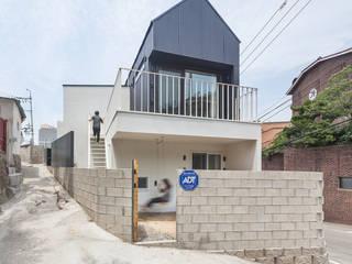 Modern houses by OBBA Modern