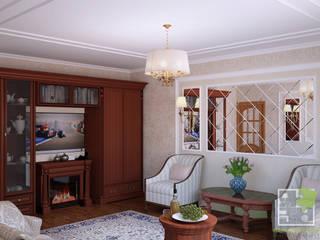 Гостиная в . Автор – Елена Марченко (Киев)