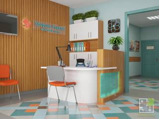 Больницы в . Автор – Елена Марченко (Киев)