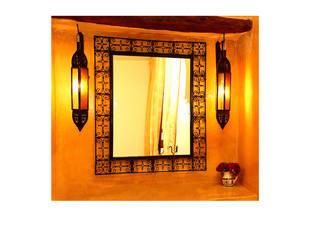 Spiegels van Orientflair Mediterraan