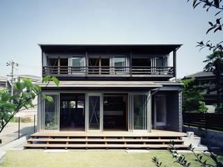 DK House: 吉元一成アトリエが手掛けた家です。