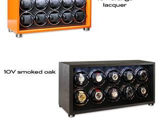 10 Winders :   von Stockinger Bespoke Safes