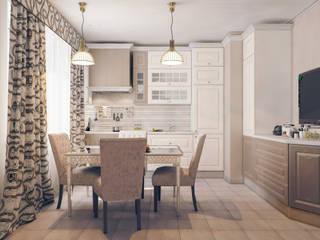 Modern kitchen by Катков Сергей Modern