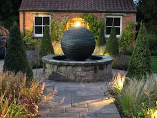 Projekty,  Ogród zaprojektowane przez Bestall & Co Landscape Design Ltd