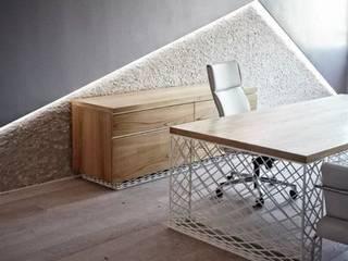 İn-Hepe İç Mimarlık Рабочий кабинет в стиле модерн