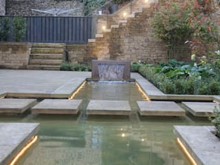 Rural Views:  Garden by Bestall & Co Landscape Design Ltd