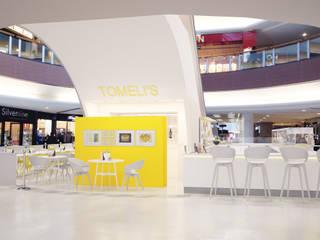 Кафе Tomeli's, Лондон: Ресторации в . Автор – Катков Сергей