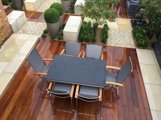 Outdoor Living:  Garden by Bestall & Co Landscape Design Ltd, Modern