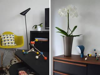 Détail Mobilier Salon:  de style  par Florian PRESLE