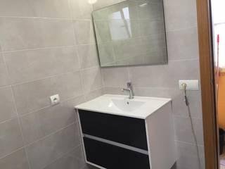 ห้องน้ำ โดย INTERMOBLE COCINAS, โมเดิร์น