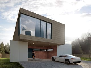Houses by Z3Z ARCHITEKCI