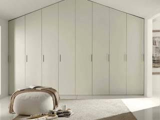 CORDEL s.r.l. SchlafzimmerKleiderschränke und Kommoden Holz Weiß