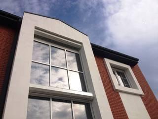 Солнечный энергоэффективный дом 8х12 Дома в стиле минимализм от Солнечные дома Минимализм