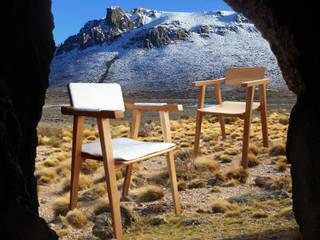 SILLA ESTEPA:  de estilo  por TocToc - Muebles y Objetos Argentinos,