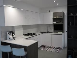 Ambiente Cucina: Cucina in stile in stile Moderno di Mario Gena