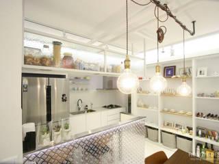 Cuisine moderne par 홍예디자인 Moderne