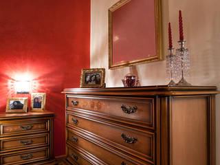 Chambre moderne par Katia Maniello Photography Moderne