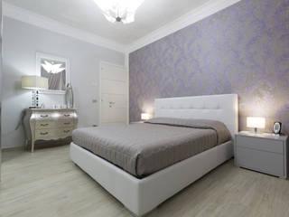 progetti: Camera da letto in stile in stile Moderno di Distudio S.r.l.