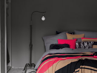 Kaschmir im Schlafzimmer:  Schlafzimmer von 'zoeppritz since 1828'