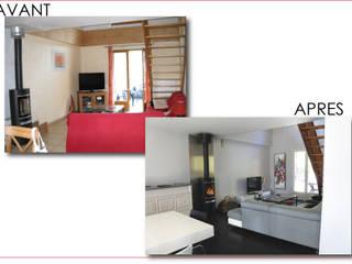 Salon:  de style  par X-ACT DESIGN
