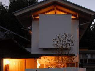 窯元の家N邸、3世代とネコの家族のために新しい空間へ!! モダンな 家 の アンドウ設計事務所 モダン