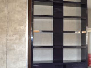 bilune studio Modern study/office