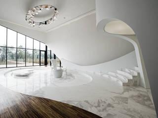 Salon minimaliste par WGNB Minimaliste