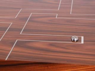 Table basse:  de style  par Emmanuel Kawala Ebéniste