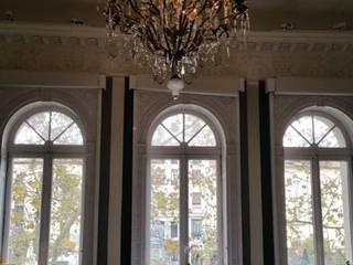 Club Privado Argos Bares y clubs de estilo clásico de FrAncisco SilvÁn - Arquitectura de Interior Clásico