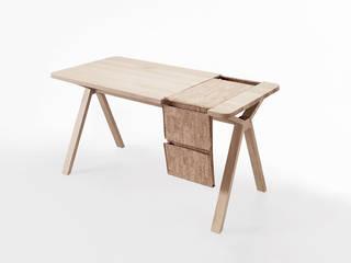 homify HogarAccesorios y decoración Madera maciza Acabado en madera