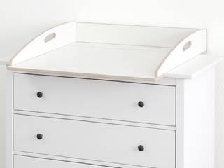 VÄXLA DLX Aufsatz für Ikea Kommode Hemnes :  Schlafzimmer von NSD New Swedish Design GmbH