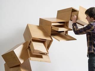 Lien(s) - Hugues CAPON:  de style  par Xoo'lon Atelier
