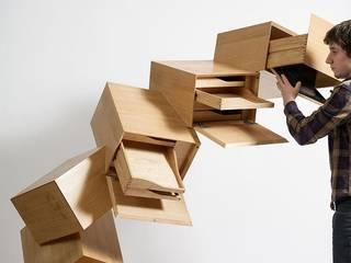 Lien(s) - Hugues CAPON par Xoo'lon Atelier Minimaliste