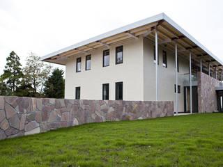 SL atelier voor architectuur Casas modernas