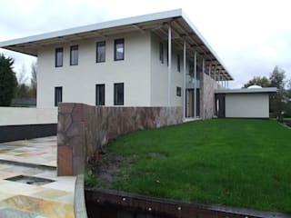 Casas modernas de SL atelier voor architectuur Moderno