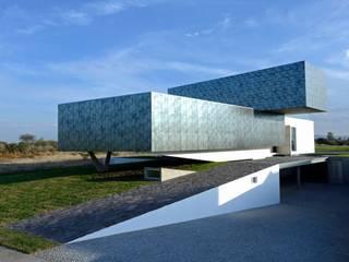 AXD Arquitectos Casas estilo moderno: ideas, arquitectura e imágenes