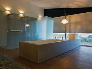 AXD Arquitectos Modern bathroom