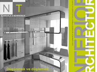 Modern offices & stores by GENT İÇ MİMARLIK Modern