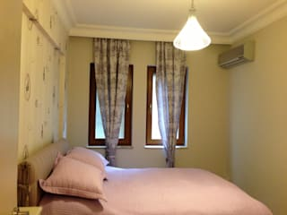 Modern style bedroom by GENT İÇ MİMARLIK Modern