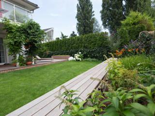 Privatgarten 1220 BEGRÜNDER Moderner Garten