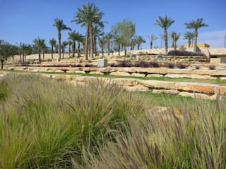 de MK2 international landscape architects Mediterráneo