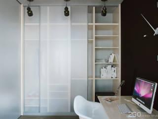 Ruang Ganti oleh 2GO Design Studio, Modern